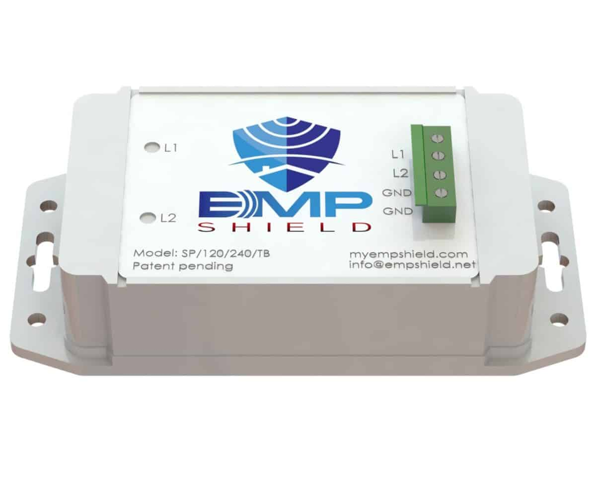 EMP Shield Home Model 120-240 Volt Terminal Box EMP Protection and Defense